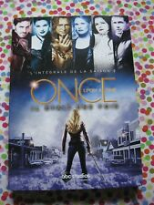 dvd once upon a time saison 2 intégrale