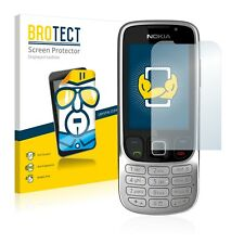 2x BROTECT Screen Protector for Nokia 6303i classic Protection Film