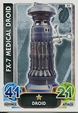 Star Wars Force Attax : Force Awakens Set 1 #20 FX-7 Medical Droid