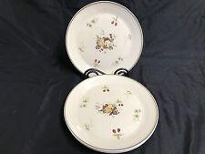 """Royal Doulton """"CORNWALL""""  Lambethware ~ Set of 4 ~ Salad Plates ~ 8 1/2"""""""