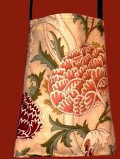 William Morris Cray Carpet Bag 4uni/work/holiday Unique Stylish Fashionable