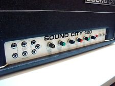 1974 Sound City 120 MK4 Partridge Transformers B120 Lead