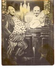 Funny Belly Up To The Bar Bartender Man Vintage Arcade/Photobooth Men Photo