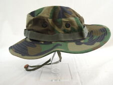 XL-US Woodland camuflaje sombrero Sombrero Boonie ala ancha ha Sun Hot Weather