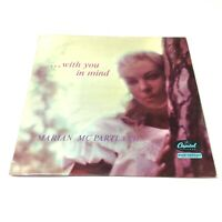 Marian McPartland 'With You In Mind' Superb FACTORY SAMPLE 1957 Vinyl LP EX-/EX-