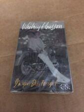 WHITNEY HOUSTON I'M YOUR BABY TONIGHT FACTORY SEALED CASSETTE SINGLE c19
