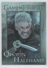 2013 Rittenhouse Game of Thrones Season 2 Foil #70 Qhorin Halfhand Card 0a3