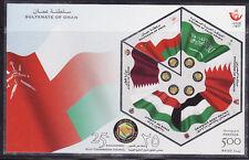 Oman mnh stamp s/s gcc 2007
