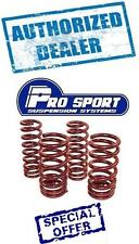 Prosport Lowering Springs Honda Civic EK 95-01 3 door 1.4 1.5 1.6 60/55mm
