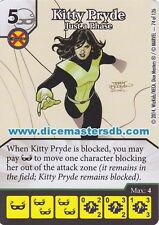 Kitty Pryde Just a Phase #74 - Uncanny X-Men - Marvel Dice Masters