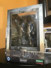 Kotobukiya Aquaman Statue DC Comics JUSTICE LEAGUE MOVIE ARTFX+ NEW Figure
