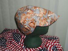 Buck Fever: Red's American Made Welding Hat, Biker 4 Working Men $7.50