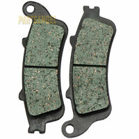 Front Carbon Brake Pads For Honda FSC 600 A Silverwing NSS 250 Reflex