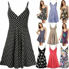 Rockabilly Polyester Plus Size Dresses for Women
