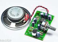 Condenser Microphone Pre-MIC plus 2W Amplifier TBA820M 0.25W Speaker [FA672]