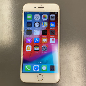 Apple iPhone 6 - 32GB - Gold (Unlocked) (Read Description) DJ1293