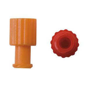 Sterile Rays Combi Stopper Syringe Lid UK CE Free P+P Luer Lock & Luer Slip Lid