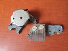 Vintage Swiss Gueisssaz 1848 Music Box parts repair As Is (701I)