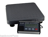 MyWeigh HD300 Paketwaage - 120kg / 0,05kg - Plattformwaage Versandwaage digital