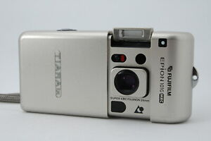 [Exc+++++] Fujifilm Epion 1010 MRC TIARA ix TITANIUM APS Film Camera From JAPAN