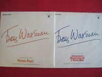 SOUNDTRACK 2 LP'S - FRANZ WAXMAN- PEYTON PLACE/HEMINGWAYS ADVENTURE NM STEREO