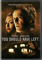 You Should Have Left [New DVD]