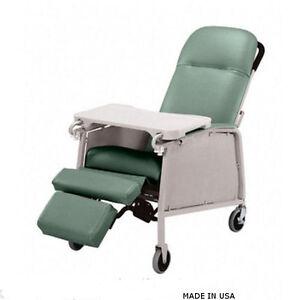 NEW  Drive Medical 3 Position Geri Chair Recliner, MODEL#  D574-J