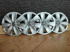 4 Radkappen original VW T-Roc Golf 7 Golf 8 2GA601147 Radzierblende 16