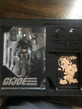 Hasbro GI Joe Classified Series Snake Eyes Deluxe 6 inch Figure - E7640