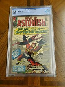 TALES TO ASTONISH # 57 ( CBCS 4.5)