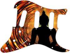 Stratocaster Pickguard Custom Fender SSS 11 Hole Guitar Pick Guard Buddha 2