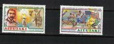 Briefmarken Olympische Spiele 1996 Aitutaki postfrisch