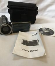 Cobra 12 MP Digital Camcorder 4X Digital Zoom 3.0-in TFT Display DVC5590