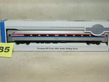 BACHMANN HO SCALE #13106 85' AMFLEET AMTRAK PASSENGER CAR NEW READY TO RUN