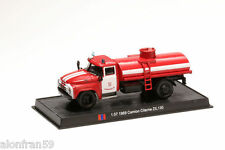 Coche Bomberos Diecast1969 Camion Citerne ZIL 130 1:57 Delprado-  CBO137
