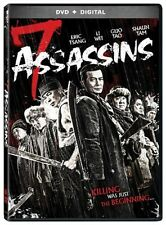 7 Assassins [DVD + Digital]