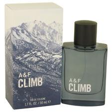 Abercrombie & Fitch A&F Climb Cologne Men 1.7 oz Eau De Cologne Spray New