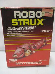 1985 Tomy Robo Strux Kreep
