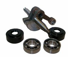 HUSQVARNA 340 345 350 CRANKSHAFT COMPLETE WITH BEARING AND  OIL SEALS