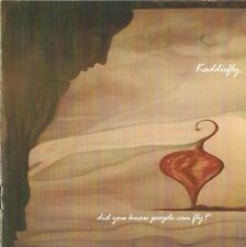 Kaddisfly - Did You Know People Can Fly? CD *Sealed*