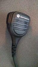 PMMN4027A Motorola Remote Speaker Microphone