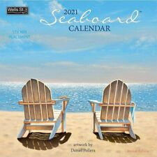 SEABOARD - 2021 WALL CALENDAR - BRAND NEW - LANG ART 01738