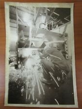 Vintage Press Glossy Photo 1982 Sherborn Massachusetts #3 Welding