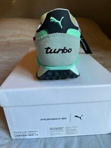 Limited Edition Puma Porsche Turbo Shoes Mens US Size 10