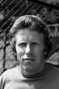 Marc De Clerck During Team Presentation Of Fc Twente In 1975 OLD FOOTBALL PHOTO