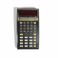 Vintage Texas Instruments SR-56 Electronic Programmable Calculator Untested