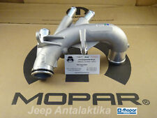 Elbow Coolant Inlet Jeep Wrangler JK 2.8CRD 11-18 68096282AA New OEM Mopar