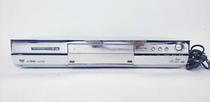Panasonic DMR-HS2 DVD + HDD Recorder/Player DVD-R/DVD-Ram No Remote Lens Cleaned