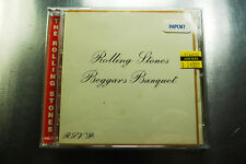 Rolling Stones  ~   Beggar's Banquet   RSVP  ~  CD ~  Rare Russian 1/500 Limited