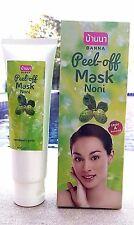 Peeling Mask Noni Deep Cleansing Banna Peel-Off Mask 120 ml Free World Shipping
